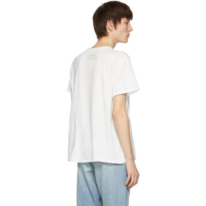 Miller Simon Simon blanca Miller Camiseta Layne Camiseta blanca TxwqgpX5