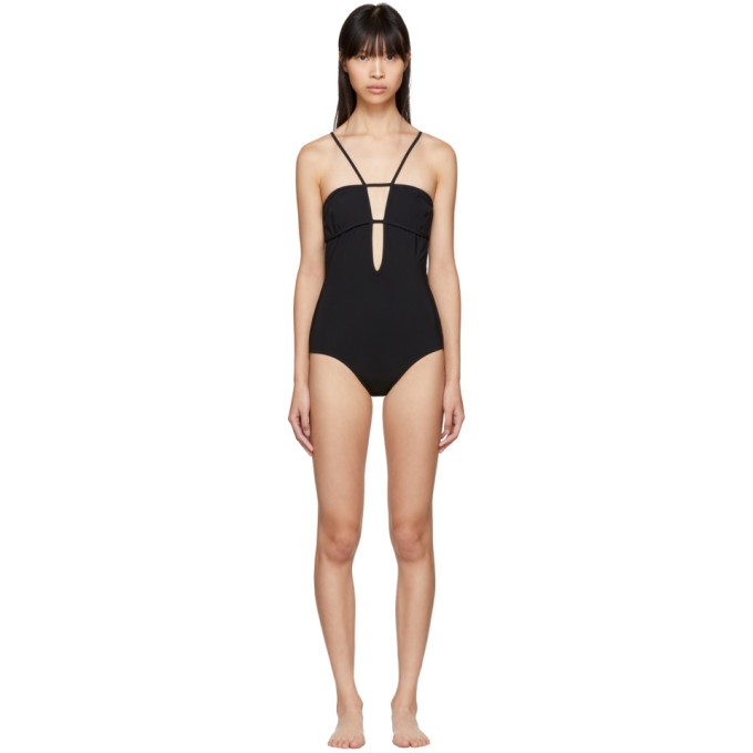 Image of Araks Black Harlow Swimsuit