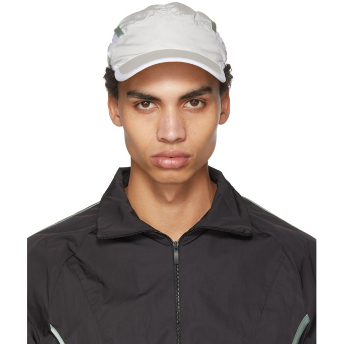 Image of Cottweiler White Adjustable Mesh Panel Cap