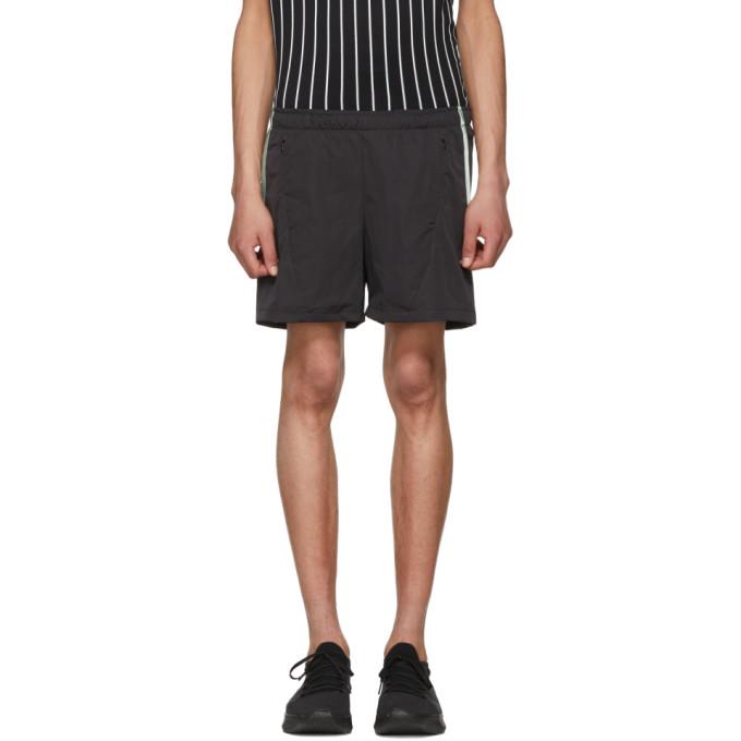 Image of Cottweiler Black Contrast Binding Signature 2.0 Shorts