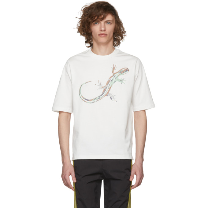 Image of Cottweiler White Dryland T-Shirt