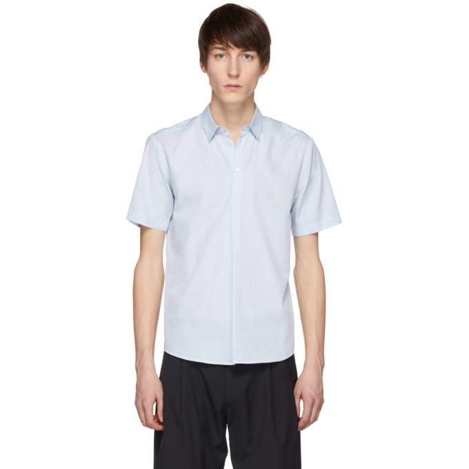 Image of Stephan Schneider Blue Bubble Polo Shirt