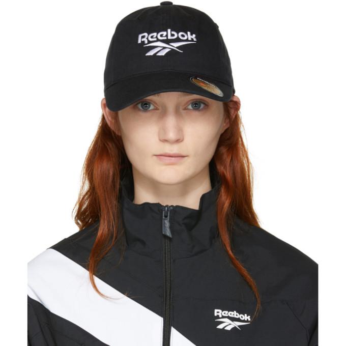 Image of Reebok Classics Black Lost Found Cap