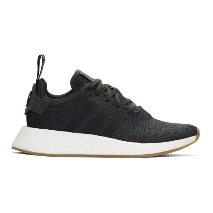adidas Originals Grey NMD_R2 Sneakers
