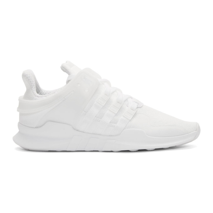 a32c22b98 adidas Originals White EQT Support ADV Sneakers