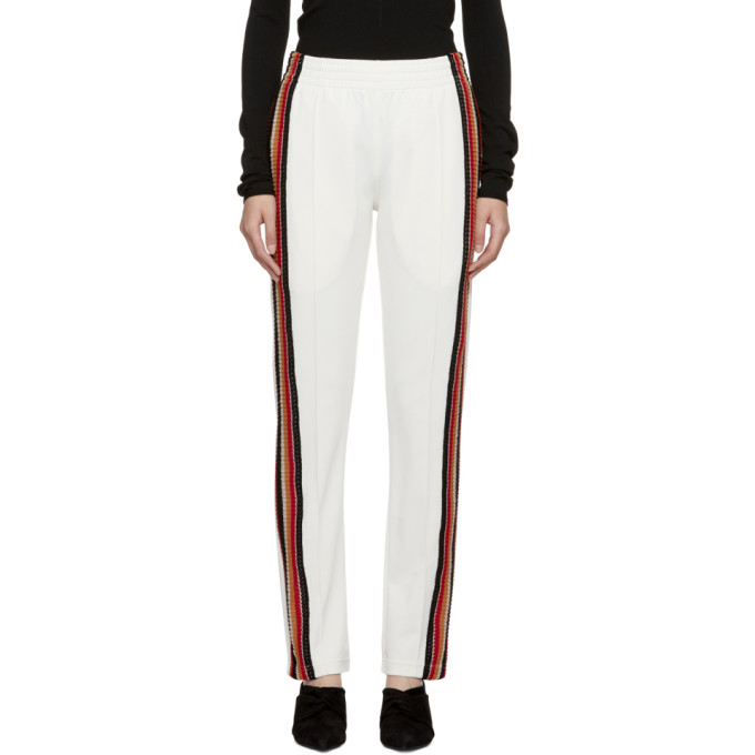 Image of Wales Bonner Off-White Palms Lounge Pants