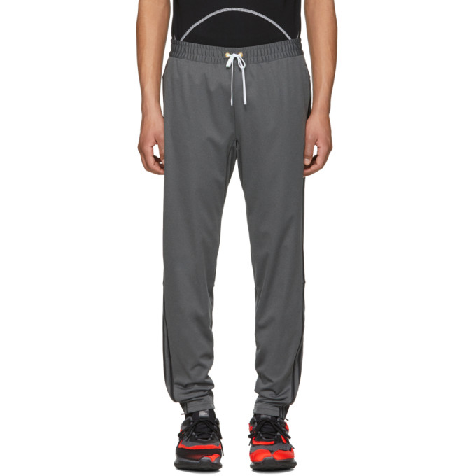 Image of Adidas x Kolor Grey Bonded Track Pants