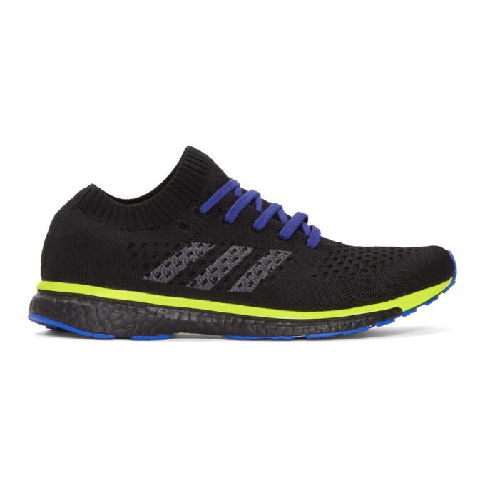 Image of Adidas x Kolor Black Adizero Prime Sneakers