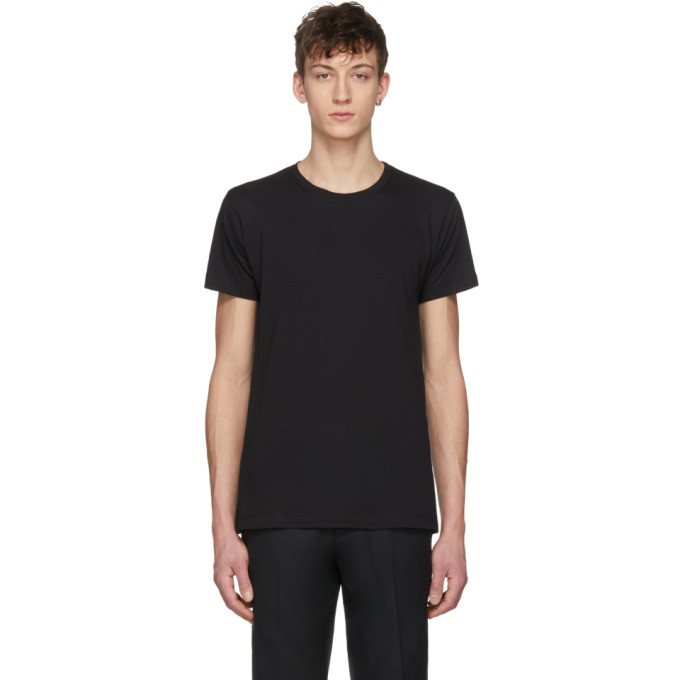 Image of John Elliott Black Classic T-Shirt