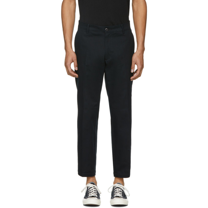 Image of Noon Goons Black Club Trousers
