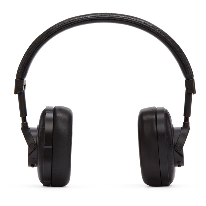 Master and Dynamic Black Wireless MW60B1 Headphones