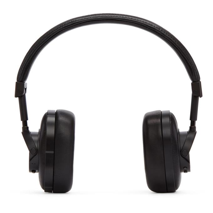 Image of Master & Dynamic Black Wireless MW60B1 Headphones