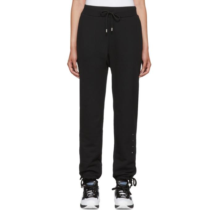 1017 Alyx 9SM Black Sammy Sweatpants