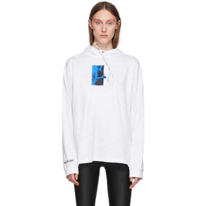1017 Alyx 9SM White T Shirt Hoodie