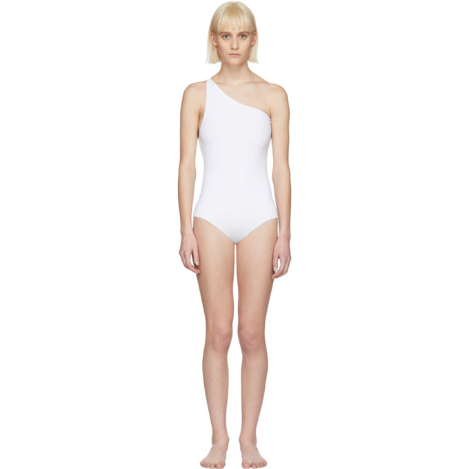 1017 Alyx 9SM White Olympia Swimsuit