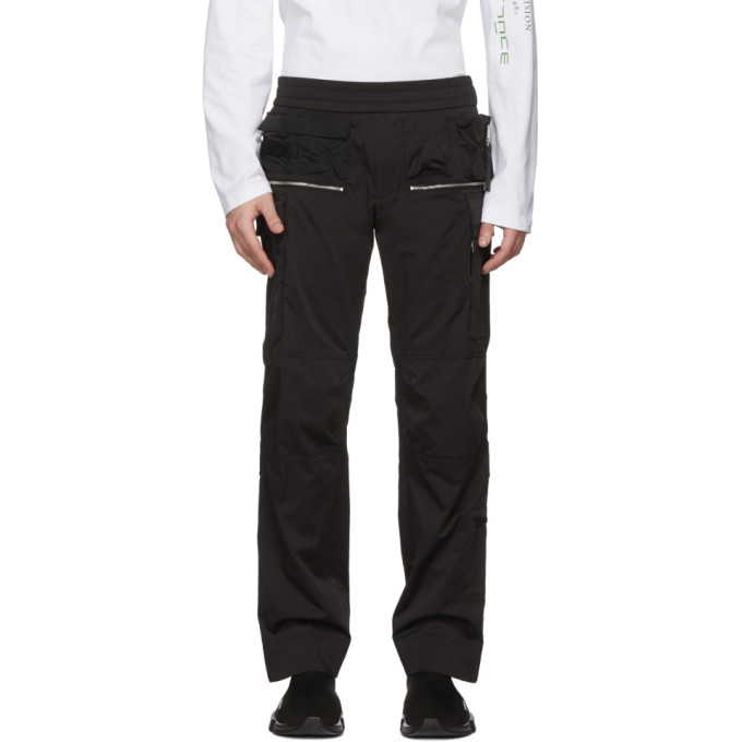 Alyx Black Multi-Pocket Tactical Trousers