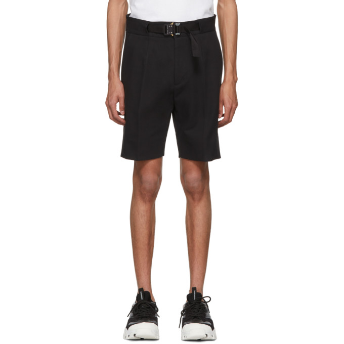 Alyx Black Tailored Shorts