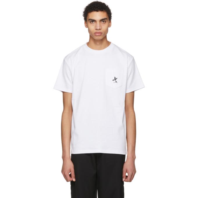 Alyx White Skate Team T-Shirt