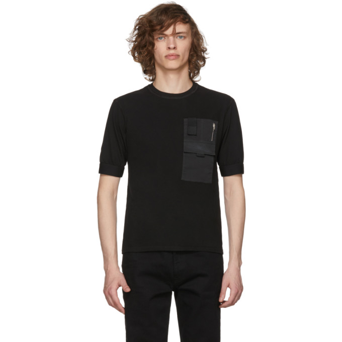 1017 Alyx 9SM Black Multi Pocket T Shirt