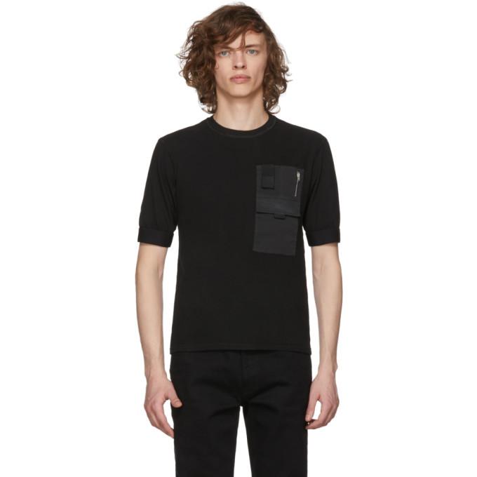Alyx Black Multi-Pocket T-Shirt