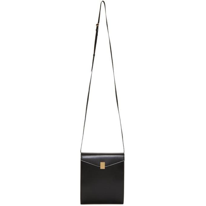 Victoria Beckham Black Positino Bag