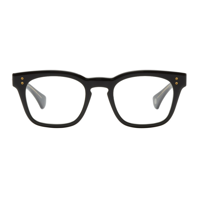 Image of Dita Black Mann Glasses
