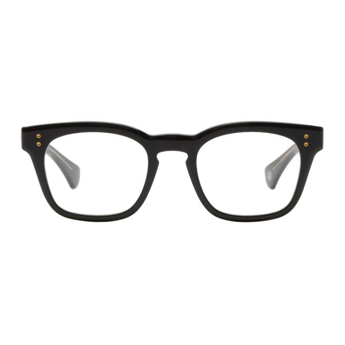 Image of Dita Black Mann Glasses