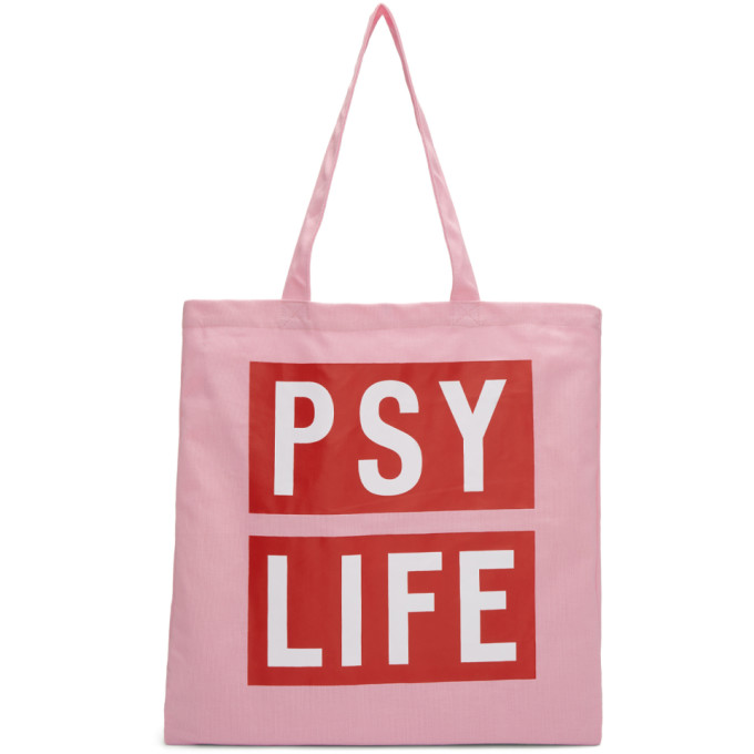 Perks and Mini Pink 'Psy Life' Tote