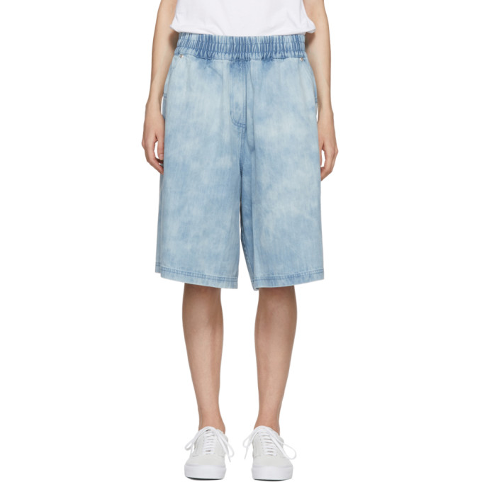 Perks and Mini Indigo Vantage Denim Culottes