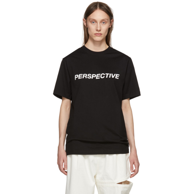 Perks and Mini Black Perspective T-Shirt