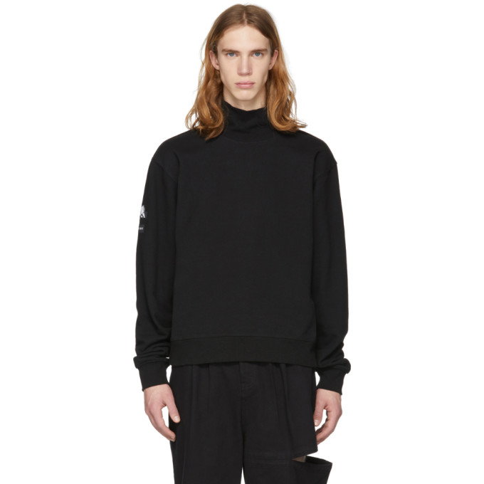 Image of Perks and Mini Black Perspective Turtleneck