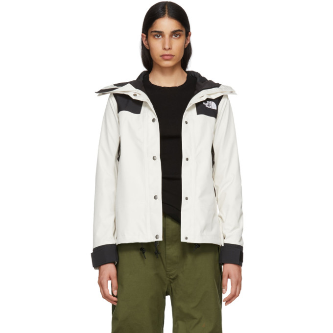 The North Face Off-White & Black GTX 1990 Mountain Jacket