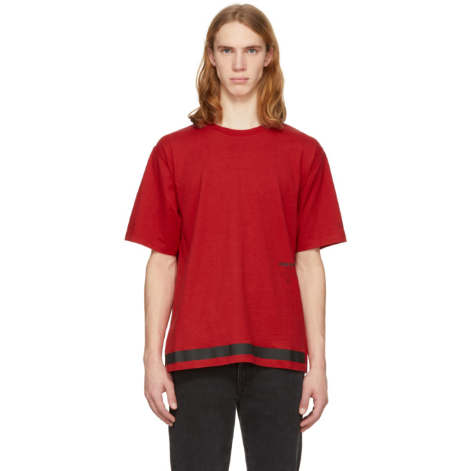 Unravel Red Tour Skate T-Shirt