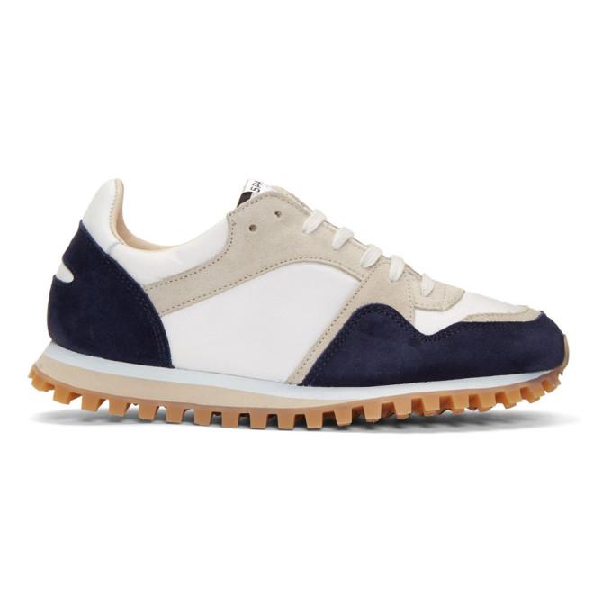 Image of Spalwart Navy & White Marathon Trail Sneakers