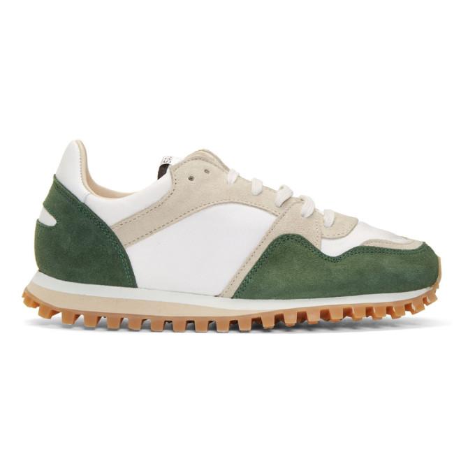 Spalwart Green Marathon Trail Sneakers