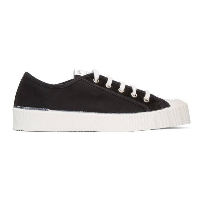 Image of Spalwart Black Special Low Sneakers