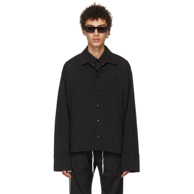 Image of Ambush Black Hues Coach Jacket