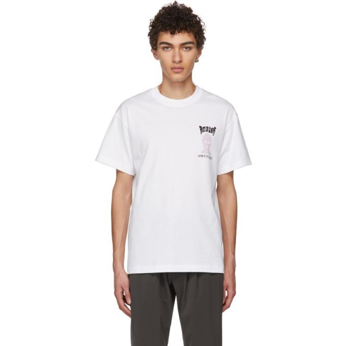 Ambush White Untitled T-Shirt