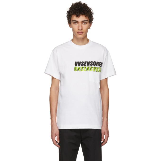 Ambush White Uncensored T-Shirt