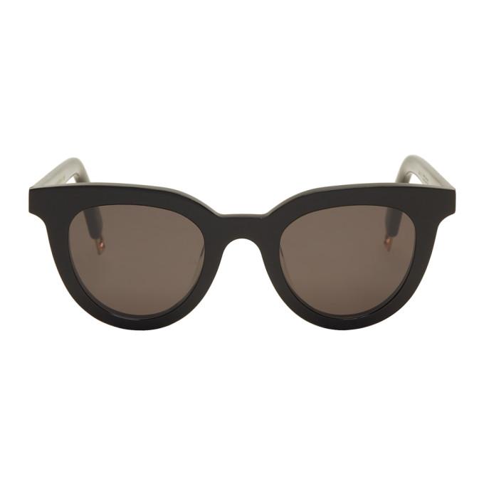 Image of Gentle Monster Black Tilda Swinton Edition Eye Eye Sunglasses