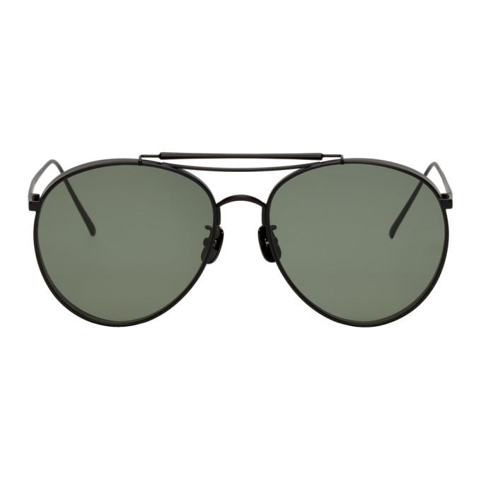 Image of Gentle Monster Black Big Bully Sunglasses