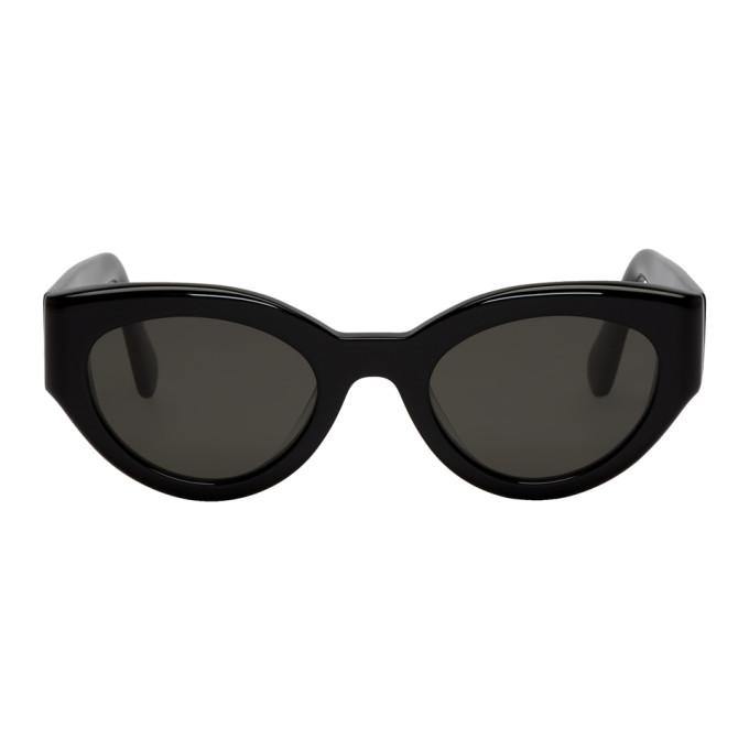 Image of Gentle Monster Black Tazi Sunglasses