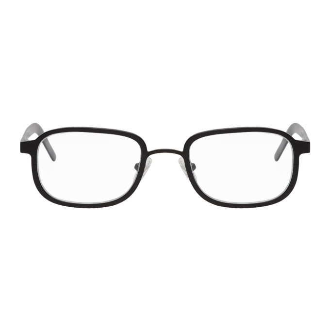 Image of BLYSZAK Black Square Collection III Glasses