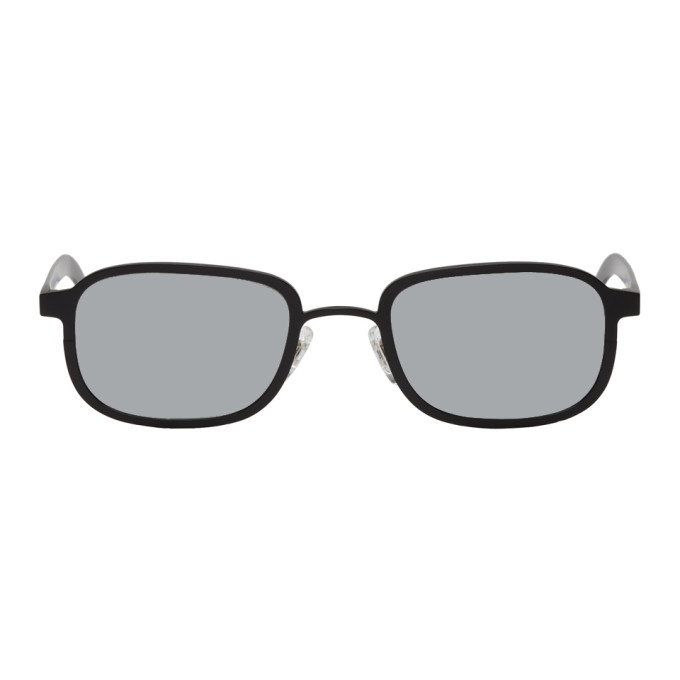Image of BLYSZAK Black Square Collection III Sunglasses