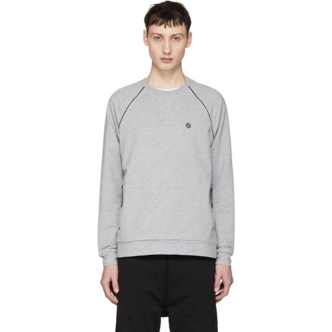 Image of ISAORA Grey Dry Touch Sweatshirt