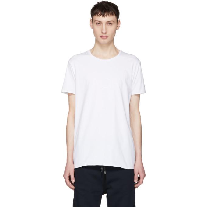 Image of ISAORA White No-Sew Pima T-Shirt