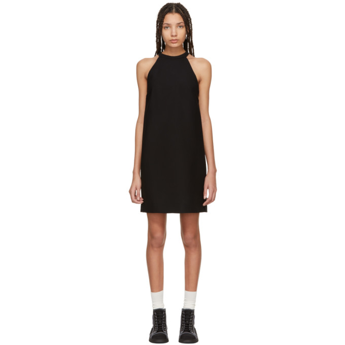 Image of Miu Miu Black Bow Dress