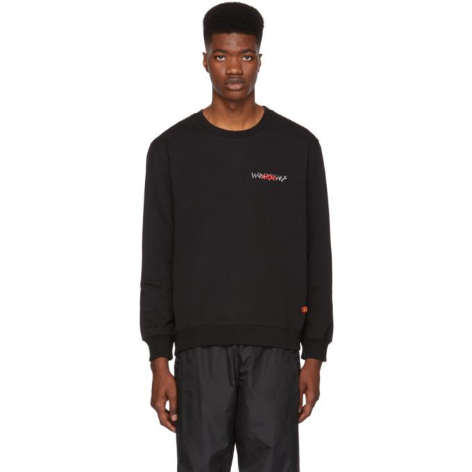 032c Black BMC Sweatshirt 181843M20400303