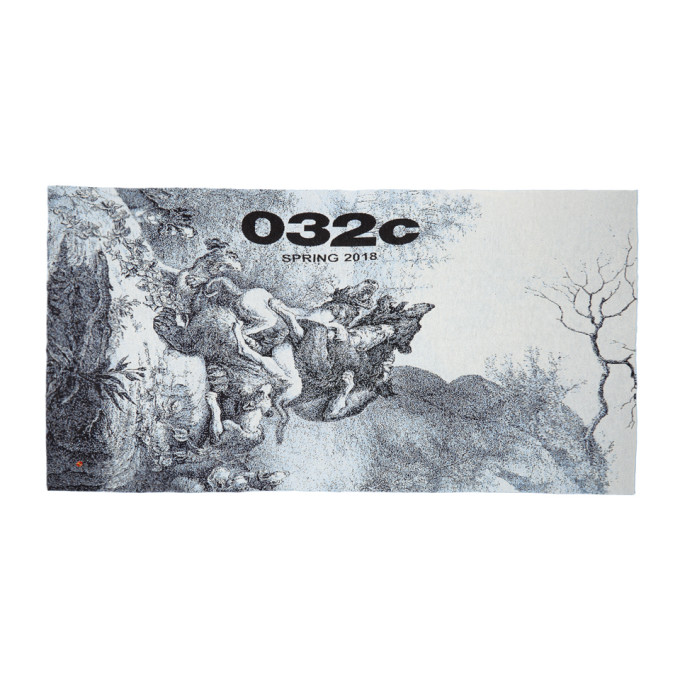 032c Blue WWB Barenhetze Throw 181843M28200101
