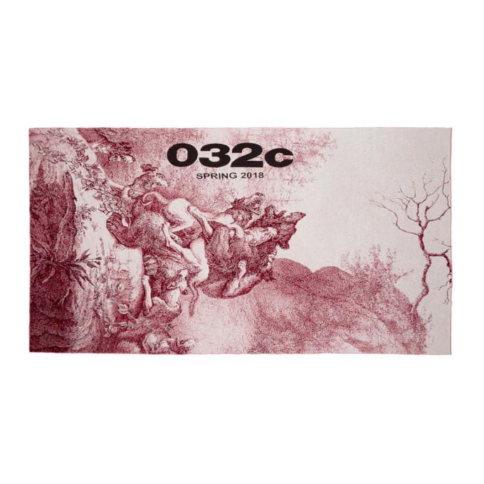 032c Red WWB Barenhetze Throw 181843M28200301